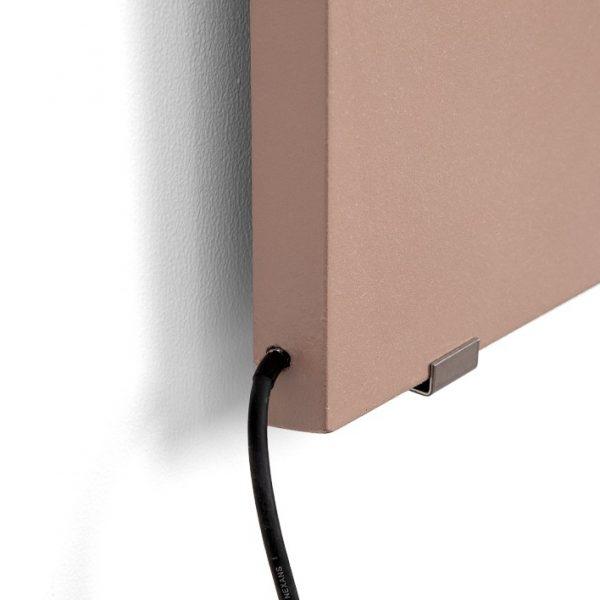 Eco grijalica beige kabel