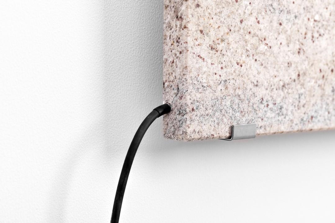 Kashmir white granit kabel